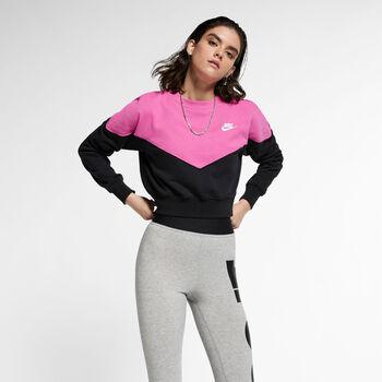 Nike Sportswear sweater Dames Zwart