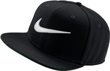 Nike Swoosh Pro cap Zwart