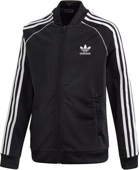 adidas SST Trainingsjack Zwart
