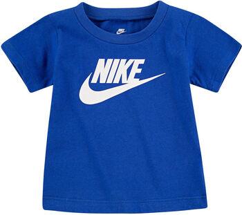 Nike Futura kids t-shirt Jongens Blauw