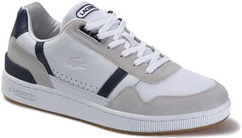 Lacoste T-Clip 120 2 sneaker Heren Wit