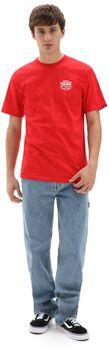 Vans Holder St Classic t-shirt Heren Rood