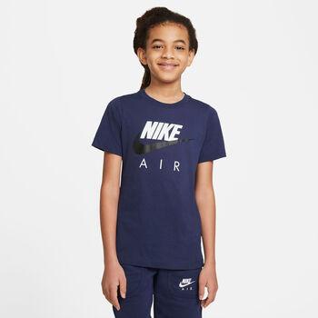 Nike Sportswear kids t-shirt Jongens Blauw