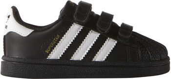 ADIDAS Superstar Foundation Jongens Zwart