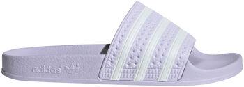 adidas adilette slippers Dames Paars