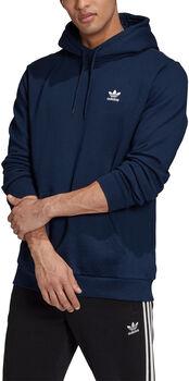 adidas Essential hoodie Heren Blauw