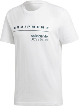 ADIDAS Classic PDX t-shirt Heren Wit