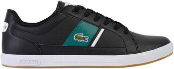 Lacoste Europa 120-1 sneakers Heren Zwart