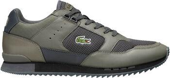 Lacoste Partner Piste sneakers Heren Groen