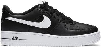 Nike Air Force 1 kids sneakers Jongens Zwart