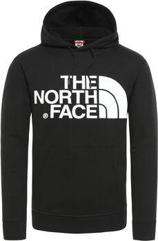 The North Face Standard hoodie Heren Zwart