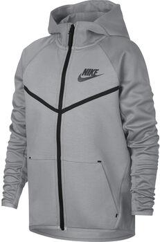 Nike NSW Tech Fleece hoodie Jongens Grijs