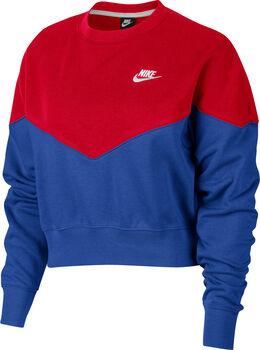 Nike Sportswear sweater Dames Blauw