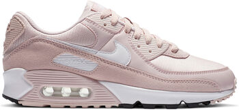 Nike Air Max 90 sneakers Dames Rood