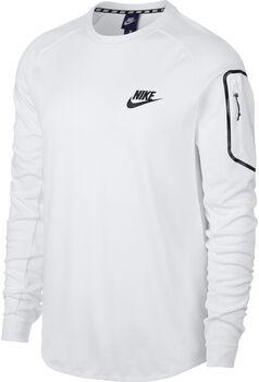 Nike Sportswear Advance 15 sweater Heren Wit