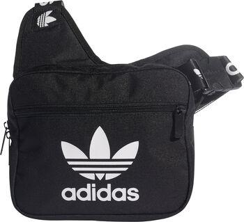 adidas Adicolor Sling tas Zwart