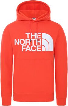 The North Face Standard hoodie Heren Oranje