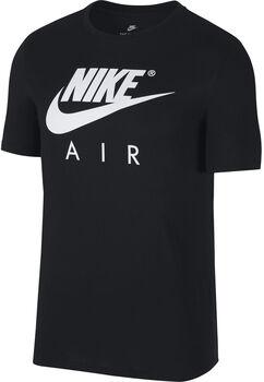 Nike Sportswear Air 3 t-shirt Heren Zwart