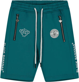 Black Bananas F.C. Basic kids short Jongens Blauw