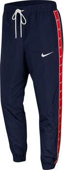 Nike Sportswear Swoosh broek Heren Blauw