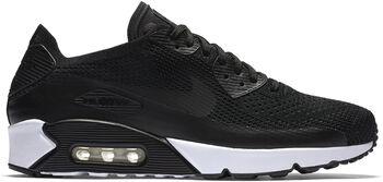 e5aa7eefa17 Nike Air Max 90 Ultra 2.0 Flyknit sneakers Heren Zwart