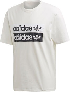adidas Vocal Logo shirt Heren Wit