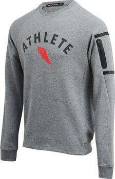 The Athlete's Foot Antoine sweater Heren Grijs