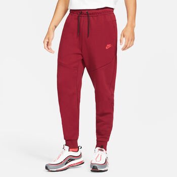 Nike Sportswear Tech Fleece joggingsbroek Heren Rood