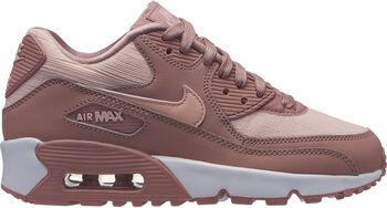 Nike Air Max 90 Mesh sneakers Meisjes Rood