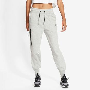 Nike Sportwear Tech Fleece broek Dames Grijs