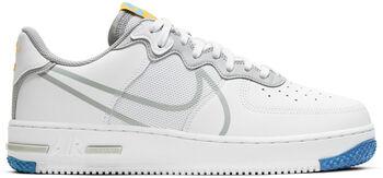 Nike Air Force 1 React sneakers Heren Wit