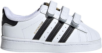 adidas Superstar kids sneakers Wit