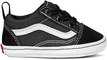Vans Old Skool Crib sneakers Jongens Zwart