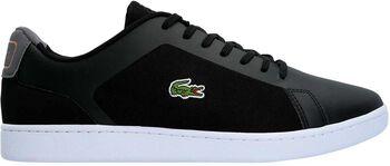 Lacoste Endliner 318 1 sneakers Heren Zwart