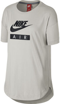 Nike NSW Top Logo Air Dames Zwart