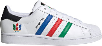 adidas Superstar Schoenen Heren Wit