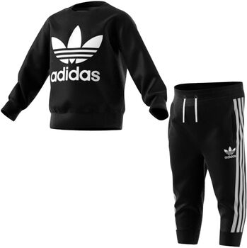 adidas Sweatshirt Set Jongens Zwart