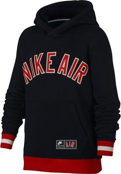 Nike Air sweater Jongens Zwart