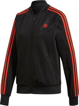 adidas SST trainingjack Dames Zwart