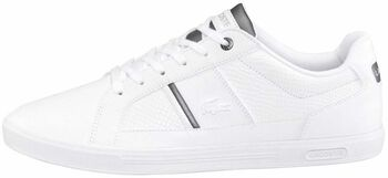 Lacoste Europa 417 1 sneakers Heren Wit
