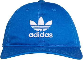 adidas Trefoil cap Blauw