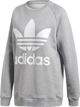 ADIDAS Oversized sweater Dames Grijs