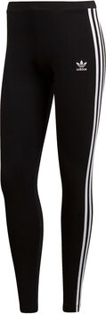 adidas 3-Stripes tight Dames Zwart