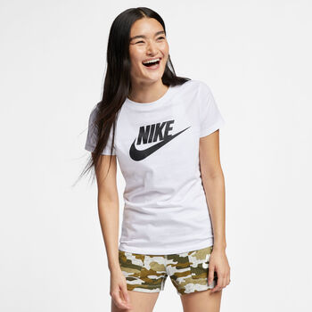 Nike Sportswear Icon Futura shirt Dames Wit
