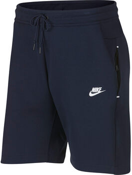 Nike Sportswear Tech Fleece short Heren Blauw
