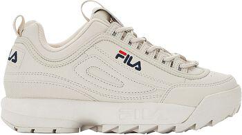 FILA Disruptor Low sneakers Dames Ecru