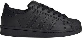adidas Superstar kids sneakers Zwart