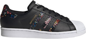 adidas Superstar Schoenen Dames Zwart