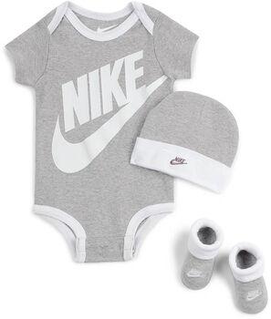 Nike Futura Logo kids romperset Grijs