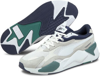 Puma RS-X3 Twill Air Mesh sneakers Heren Wit